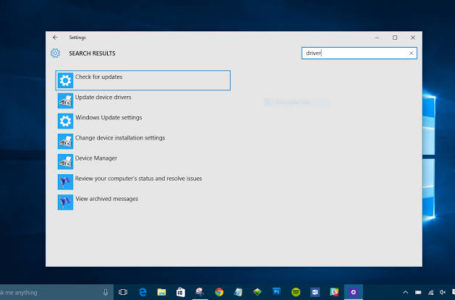 How To Install Drivers In Windows 10